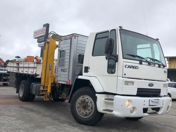 Ford Cargo 1517 4x2 2011 Munck Rodomaq 2h 2m=1317,1719,13190