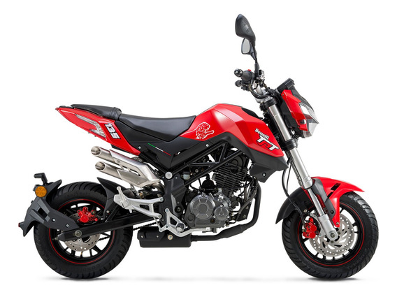 Benelli Tnt 135 Con Financiamiento