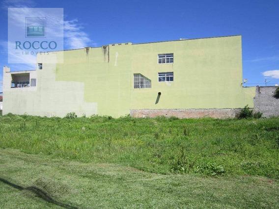 Terreno Comercial Para Locação, Costeira, São José Dos Pinhais. - Te0014
