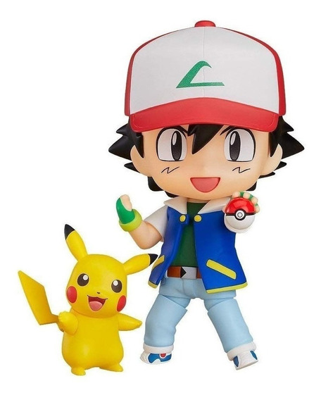 Nendoroid Satoshi / Ash Ketchum & Pikachu ( Pokémon )