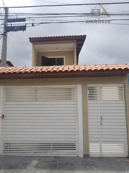 Lindo Sobrado Para Venda - Jordanópolis - Arujá/sp - So0301 - So0301
