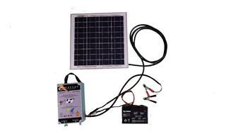Cerco Electrico Ganadero Solar 40 Millas (60 Kilometros).