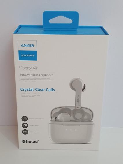 Fone Anker Liberty Air Crystal-clear Calls Envio Imediato