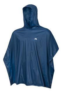 Poncho Unisex Nimbus Azul Doite