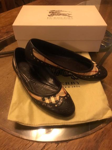 Zapatos Burberry Originales