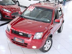Ford Ecosport 1.6 Xlt Impecavel 2007 Flex - Aceito Troca