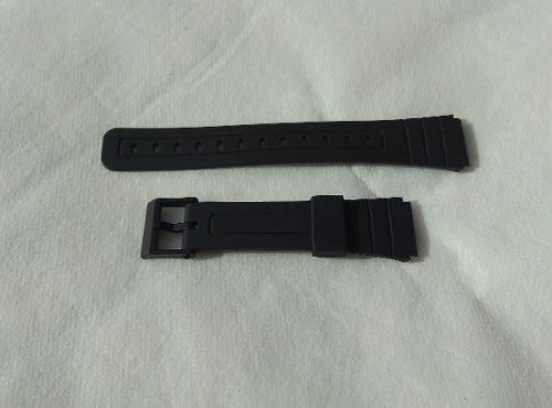 Pulseira Para Relógios Casio F91w, F105w, F28w, F94w