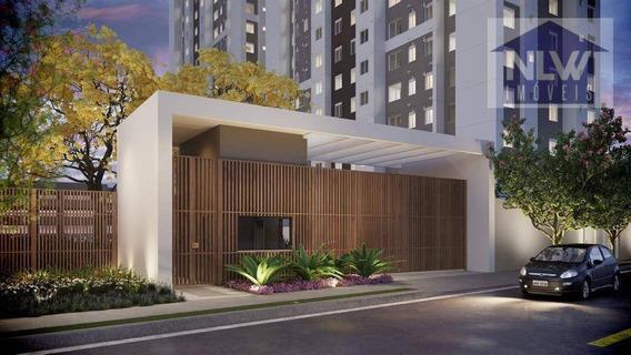 Apartamento Com 2 Dormitórios À Venda, 42 M² Por R$ 209.000 - Jardim Monte Alegre - Taboão Da Serra/sp - Ap1913