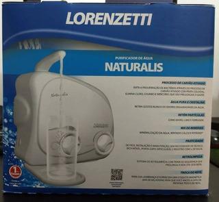 Purificador De Água Naturalis Lorenzetti