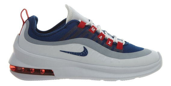 Tenis Nike Air Max Axis Blanco/azul Aa2146 101