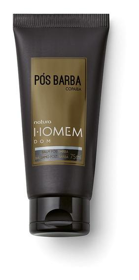 Balm Pós-barba Natura Homem Dom 75ml