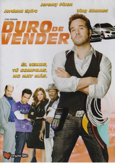 Duro De Vender The Goods Jeremy Piven Pelicula Dvd