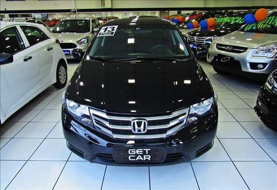 Honda City City 1.5 Lx 16v Flex 4p Automático