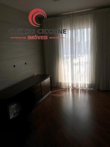 Imagem 1 de 15 de Apartamento Em Santa Maria - Sao Caetano Do Sul - V-3718