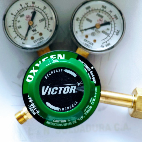 Regulador De Oxigeno Victor Medalist G350. Envío Gratis