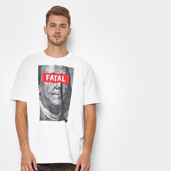 Kit Com 2 Camisetas Fatal Surf Nova Coleção 2019