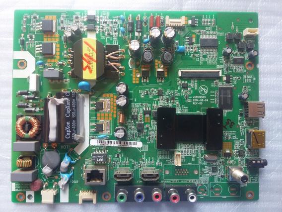 Placa Principal Tv Led Semp Toshiba Dl-3945i (a)
