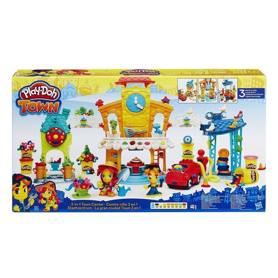 Play Doh Massinha De Modelar Avenida Principal Hasbro B5868