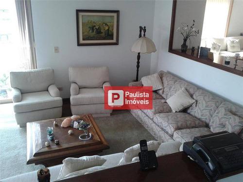 Apartamento  Residencial À Venda, Aclimação, São Paulo. - Ap10339