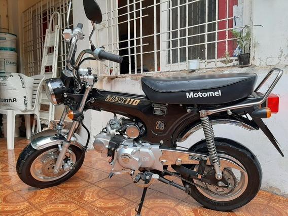 Motomel Max S110