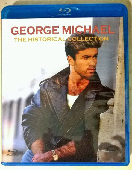 * Bluray Duplo George Michael Videografia - Frete Grátis