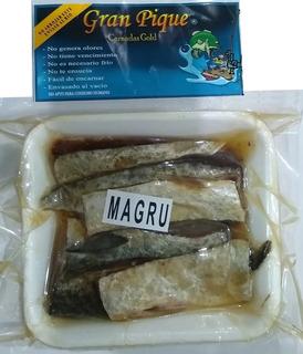 Magru Carnada Al Vacio Pesca Variada De Mar Bagre De Mar