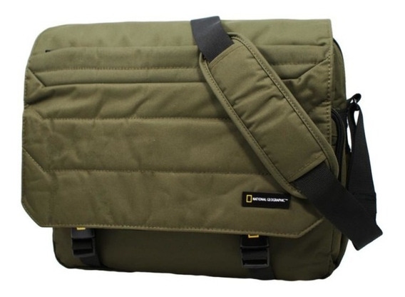 Maletina Morral Con Tapa National Geographic Pro 709