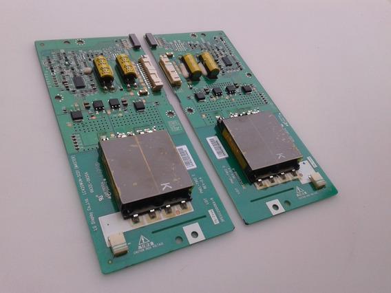 Placa Inverter Panasonic Tc-l42u30b C/ 2 Lc420wun-scd1