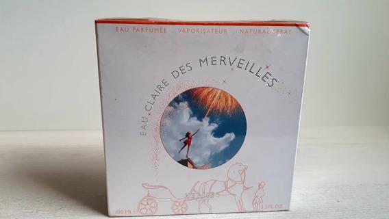 Perfume Hermes Eau Claire Des Merveilles Edt 100ml Lacrado!