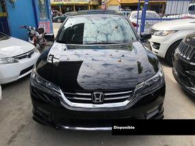 Honda Accord Exl 15 Negro