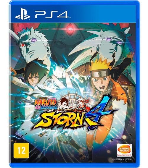 Naruto Shippuden Ninja Storm 4 Ps4 Digittal 1 Promoção
