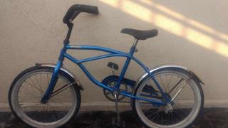 Bicicleta Niño/a Rodado 20