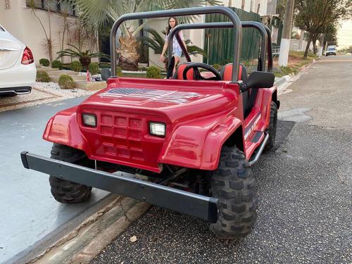 Imagem 1 de 6 de Mini Buggy Jeep Fapinha