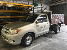 Toyota Hilux Estacas 2.7 Gas/gasolina