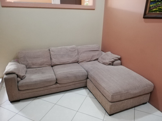 Sillon Sofá, Color Crema.. Perfectas Condiciones.