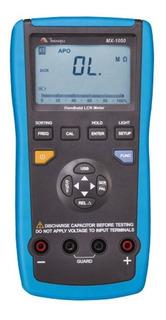 Ponte Lcr Portátil Com Interface Usb Mx-1050 Minipa