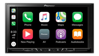 Autoestéreo Pantalla Pioneer Dmh-z5150bt Carplay Android