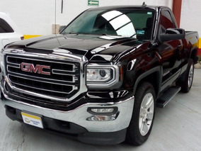 Gmc Sierra 5.4 Cabina Regular Sle 4x4 At 2017