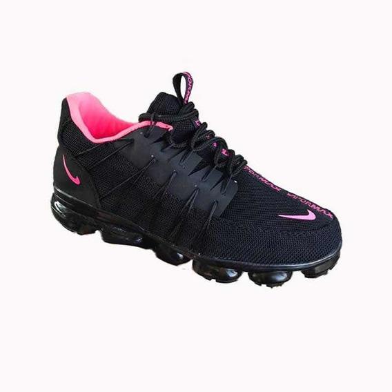 Zapatos Nike Puma Y adidas (negros Para El Colegio)