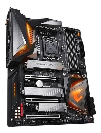 Mother Intel Z390 Gigabyte Aorus Ultra Comp 8th 9th 1151