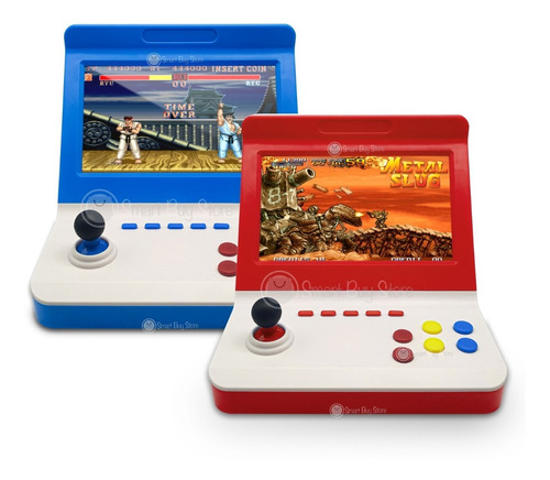 Consola Arcade Portátil Juegos Retro Hd Emuladores + Regalo