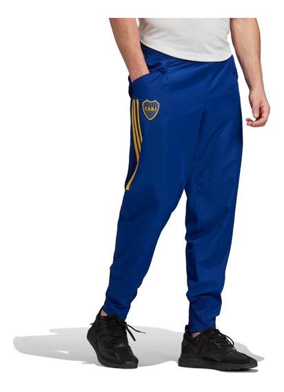 Pantalón adidas Boca Juniors 2020 Presentación Hombre Fútbol