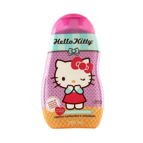 Betulla Hello Kitty Cacheados E Ond Cond 260ml