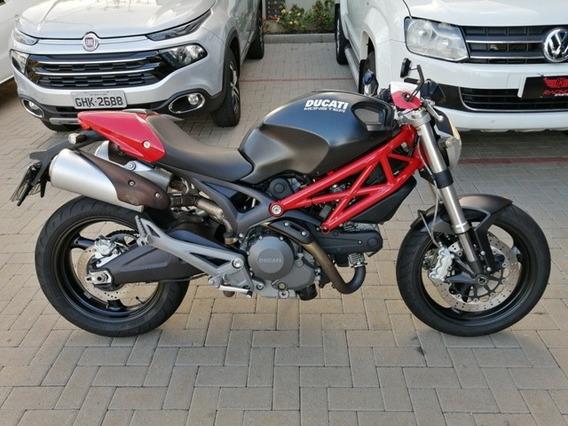Ducati - Monster 696 - 2010