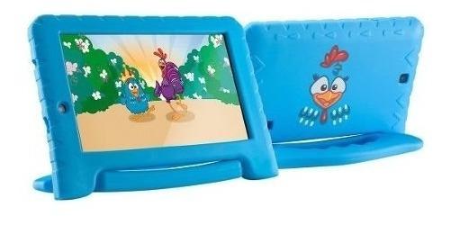Tablet Galinha Pintadinha Plus Quad Core 1gb Ram 8gb Android
