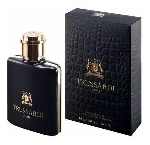 Perfume Trussardi Uomo Masculino 100ml Original Lacrado