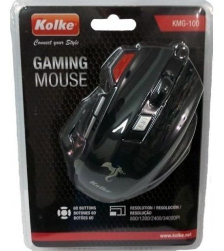 Mouse Gaming Kolke Km6-100