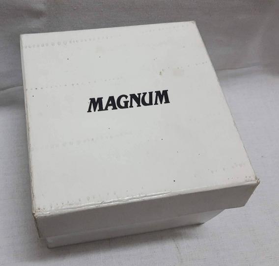 Relógio Analógico Magnum Masculino Ma31631g Com Caixa