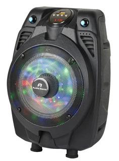 Bafle Parlante Portatil Audiosonic Usb Bt Bateri Musicapilar