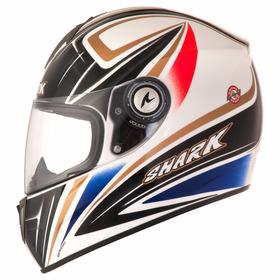 Capacete Moto Tri Composto Shark Rsi S2 Guintoli